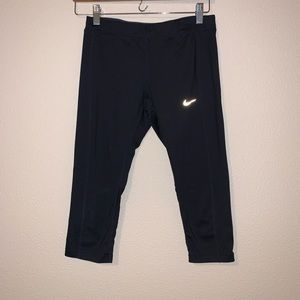 Nike active Dry Fit capris